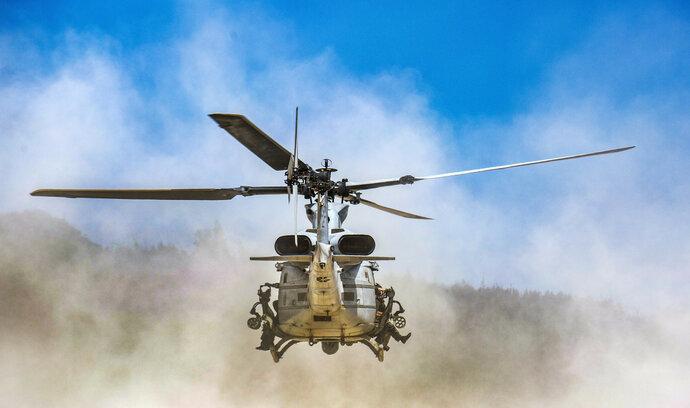 Babiš: Cena vojenských vrtulníků z USA se blíží našim představám