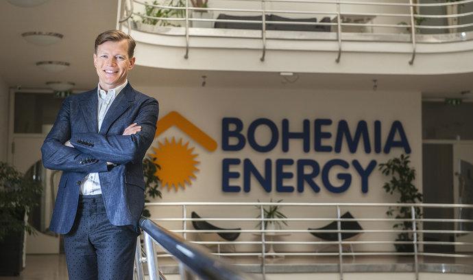 Prudký růst cen energií vyvolal na trhu paniku, říká majitel Bohemia Energy Jiří Písařík