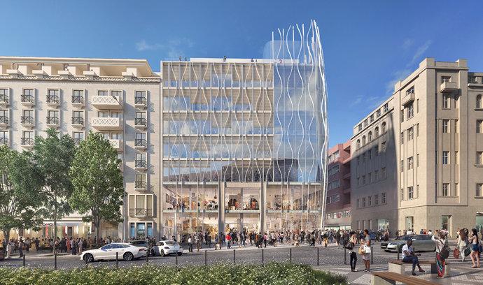 Primark potvrdil lokalitu pro svou pražskou pobočku, otevře ji na rohu Václavského náměstí