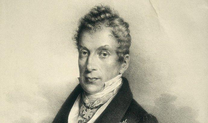 Vášnivý monarchista s duší Evropana. Před 160 lety zemřel kníže von Metternich
