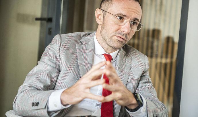 V Americe budeme investovat stovky milionů dolarů, říká miliardář Petr Pudil