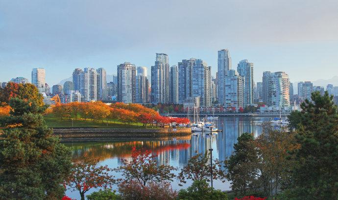 Extra daně ve Vancouveru snižují ceny bydlení, nepomohly ale zaplnit prázdné nemovitosti