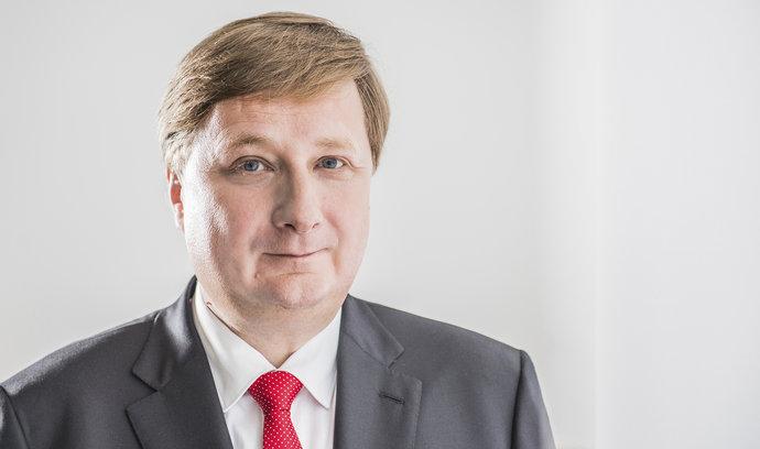 Rozbuška krize leží pod Apeninami, říká spolumajitel Trinity Bank Radomír Lapčík
