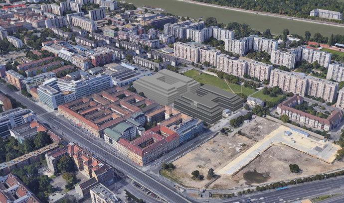 Český developer UDI koupil pozemky v Maďarsku, postaví kancelářský komplex