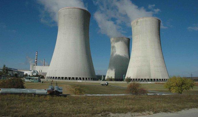 Vláda tajně schválila bezpečnostní pravidla dostavby Dukovan