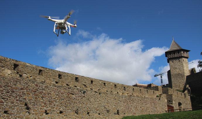 Jiří Liebreich: Jak se učit létat s novým dronem?