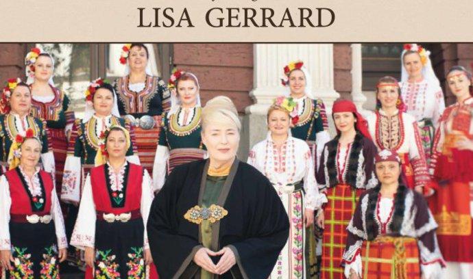 Autorka na Oscara nominovaného soundtracku z filmu Gladiátor, Lisa Gerrard, míří do Prahy!