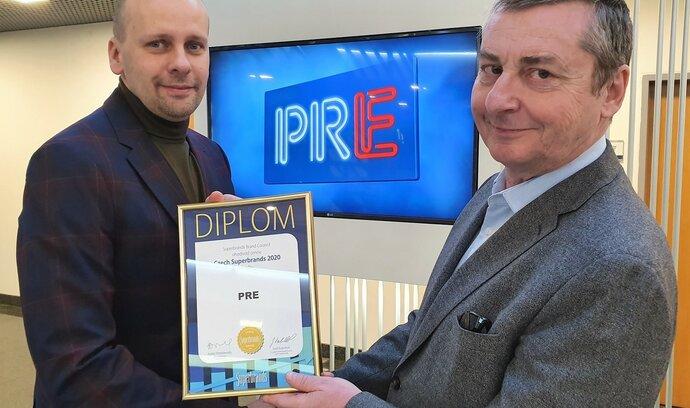 Pražská energetika získala již po třetí cenu Superbrands