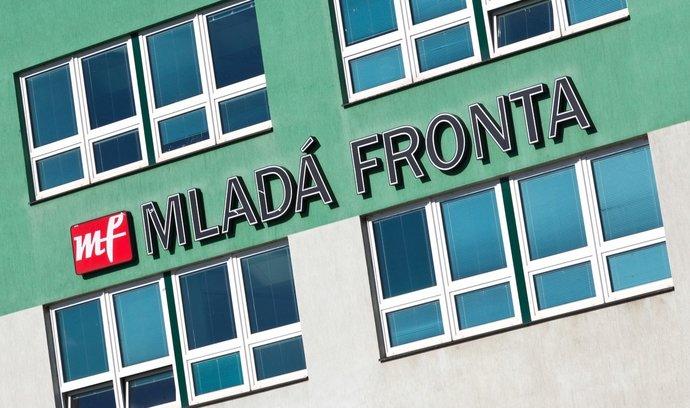 Soud poslal vydavatelstvíMladáfronta do konkurzu. Debata věřitelů trvala 16 hodin