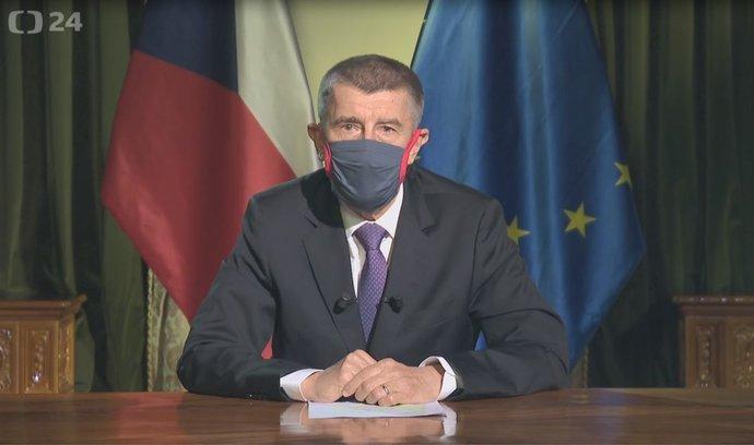 Glosa Petra Peška: Babišův prezidentský projev