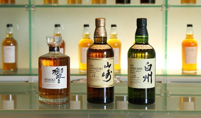 Japonská whisky. Alkoholický nápoj z Asie začíná konkurovat Skotsku i Irsku