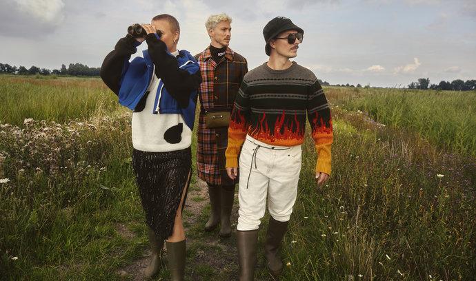 """Zalando spouští novou sekci """"Designer"""" v rámci kampaně Real Life Luxury"""