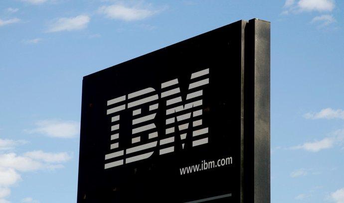 IBM se rozdělí na dvě firmy. Dál se chce soustředit jen na cloud
