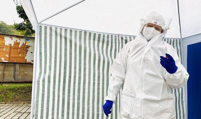 Antigenní testy na koronavirus fungují, ukázala studie. Mohlo by to zrychlit testování