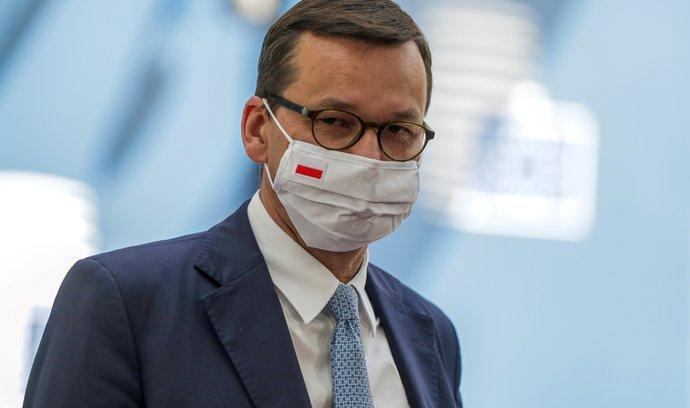 Polsko hrozí vetem unijního rozpočtu. Kvůli požadavku na vládu práva