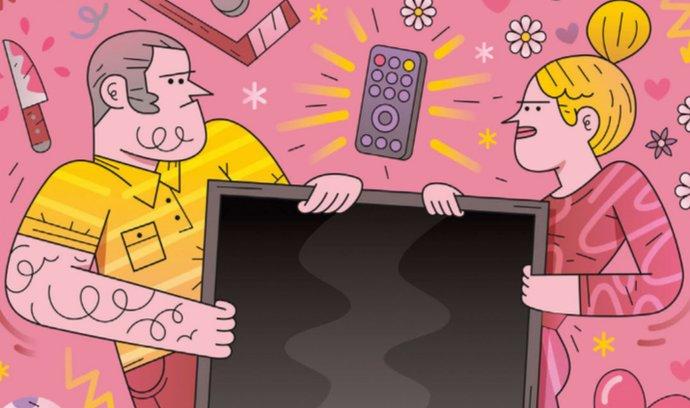 Deník moderního fotra: dejte si bacha na hádky kvůli televizi