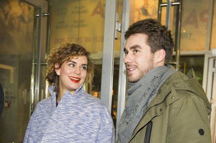 Markéta a Patrik Děrgelovi spolu před kamerou: Raději se hádají, než milují!