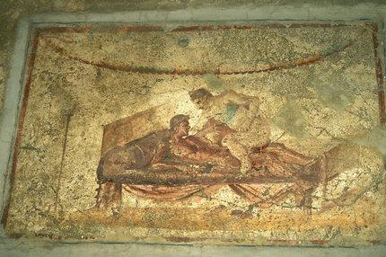 Sex v porno pompeji