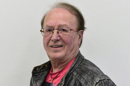 Petr Janda (77): První fotka s pravnoučetem