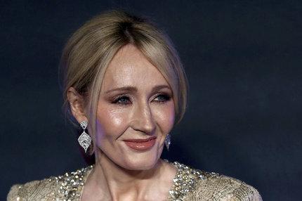 Nová kniha Rowlingové: O požírači dětí! A bude zdarma