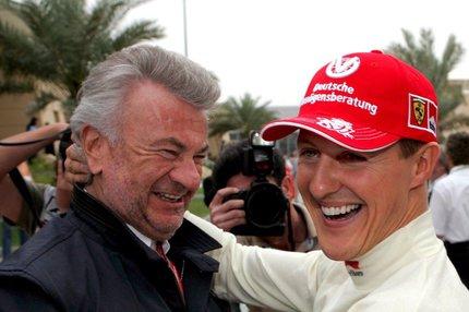 Drsné obvinění! Exmanažer Schumachera zaútočil na jeho ženu