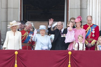 Ostuda královské rodiny: Tohle si za rámeček rozhodně nedají!