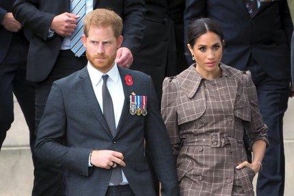Britům došla trpělivost: Přijdou Harry a Meghan o tituly?