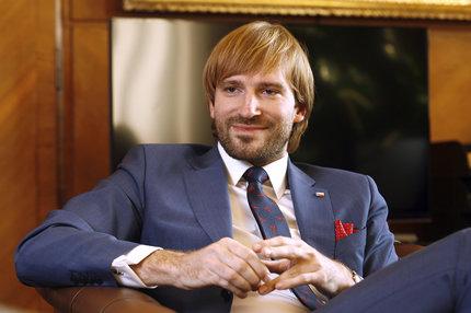 Jiří Koťátko, E15