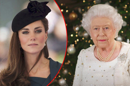To si Kate nechala líbit? Podivný požadavek královny Alžběty