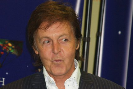 Sir Paul McCartney: A bude se řezat!