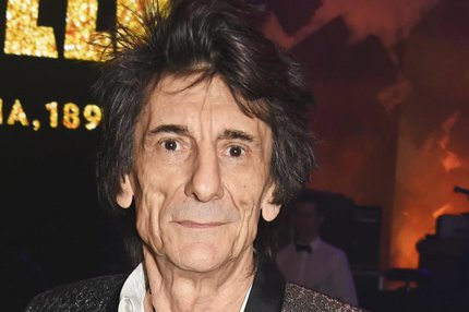Syn kytaristy Rolling Stones: INFARKT VE 42 LETECH!
