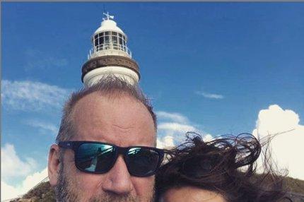 David Koller & přítelkyně Anna: Tajná svatba na zámku!