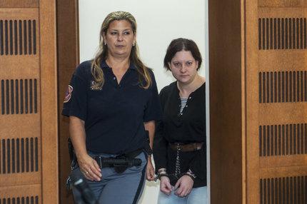 Vražedkyně Janáková  si znásilnění vymyslela: Oplodnil ji jiný vězeň