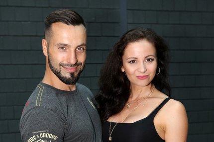 Václav Noid Bárta a Eliška Grabcová pár týdnů před porodem: Na první pusu čekali 5 let!