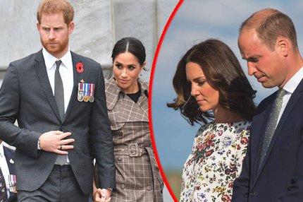 Je to vážně zlé: William a Harry na nože!
