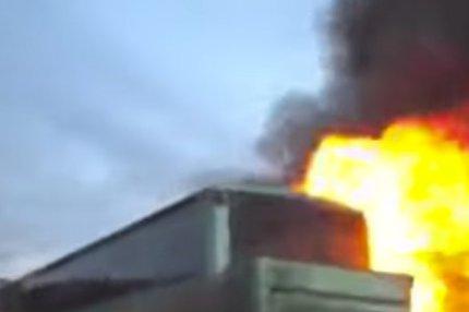 Cesta od moře v Chorvatsku: 49 Čechů v hořícím autobuse
