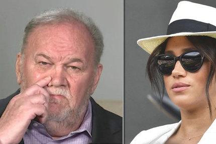 Otec Meghan šokuje: Důvod, proč »podrazil« dceru