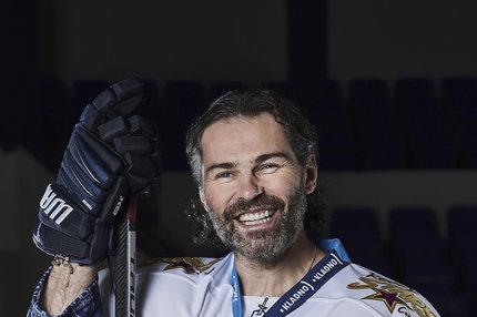 Borec Jágr (47): Šokoval fanoušky svým vzhledem!