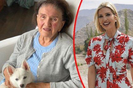 Ivanka Trumpová u babičky Zelníčkové (93): Vyznání, které chytne za srdce