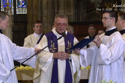 Kněz Zbigniew Czendlik: Strach z modlitby pro Mistra