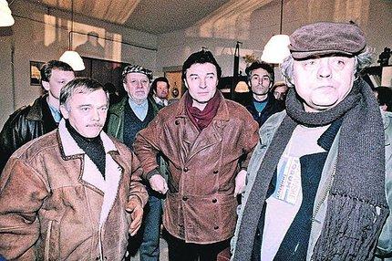 Foto ČTK Libor Hajský, archiv T. Smoly