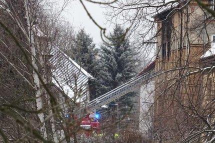 Domov pro postižené ve Vejprtech se proměnil v ohnivé peklo: OSM MRTVÝCH!