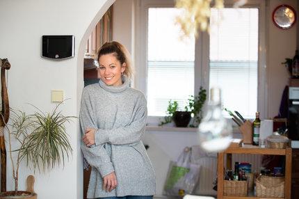 Bydlení zpěvačky Míši Noskové: Vybíleno jako ve špitále
