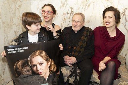 Syn (7) Pepy Vojtka ve filmu Past: Chválila ho i Stivínová