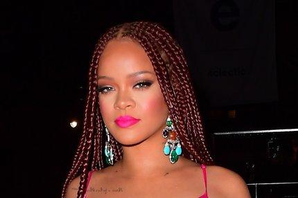 Rihanna v sexy prádle: Tropicky žhavá