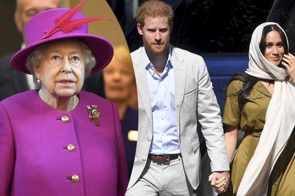 Další kudla do zad od Harryho? S Meghan zaútočili na královnu!