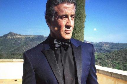 Po vile Stallone prodává i auto: Finanční krize?