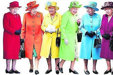 Rozmar královny Alžběty II.: Proč se obléká tak barevně