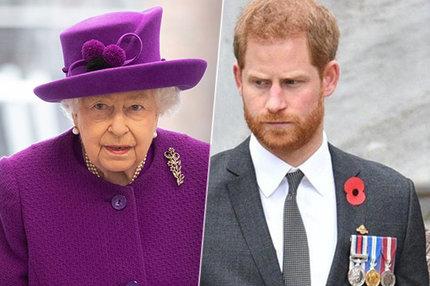 Tvrdý nátlak Britů na královnu! Může za to Harry