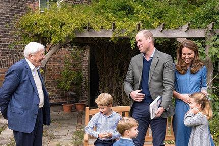 Mezinárodní skandál královské rodiny? »Viníkem« je princ George